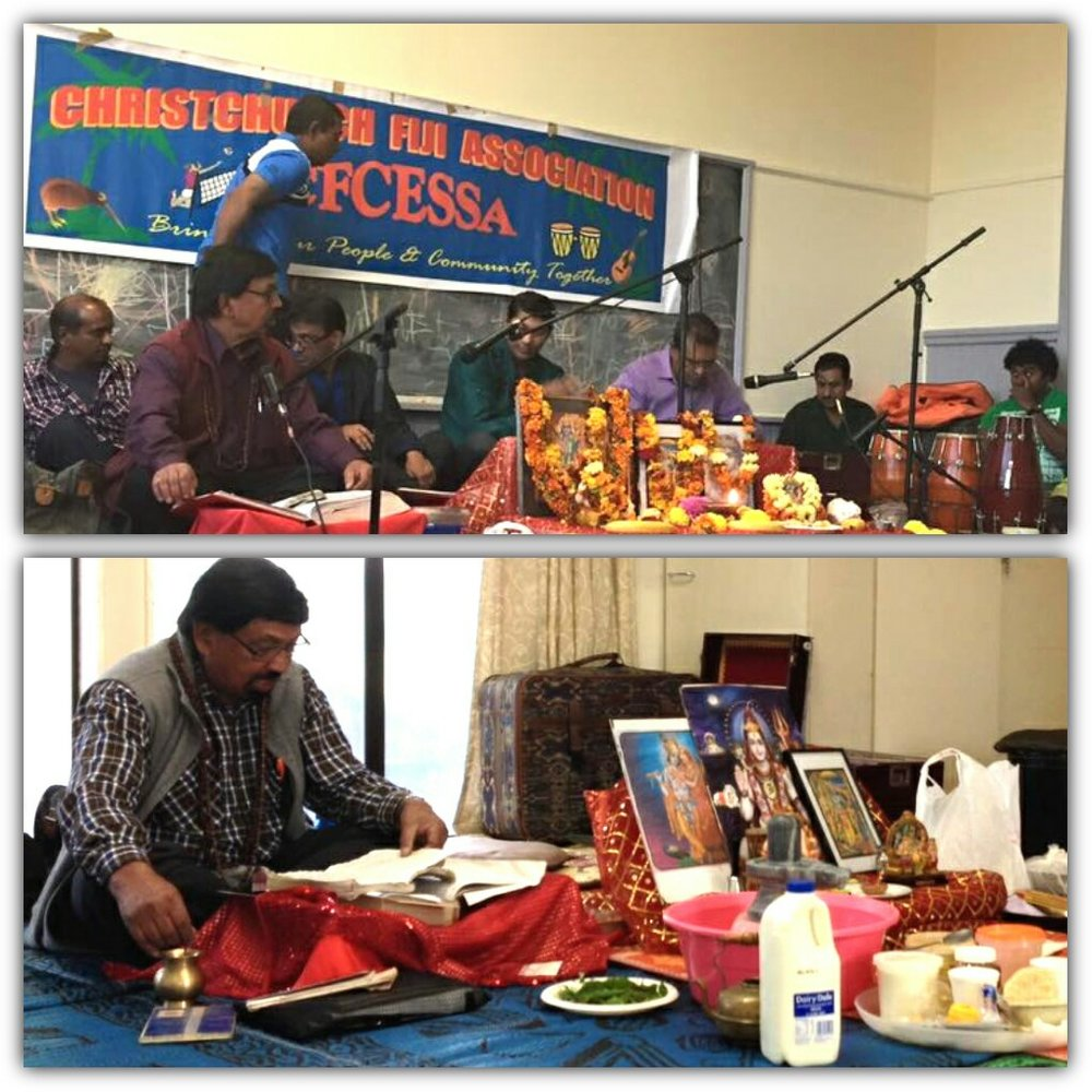 Christchurch Fiji Association organises Ramayana recital and Maha Shiv Ratri celebrations; the donations collected going towards the cyclone victims.jpg