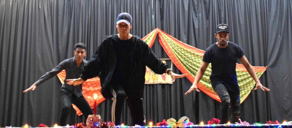 Fiji Jalsa Hip Hop Group's performance was eagerly awaited