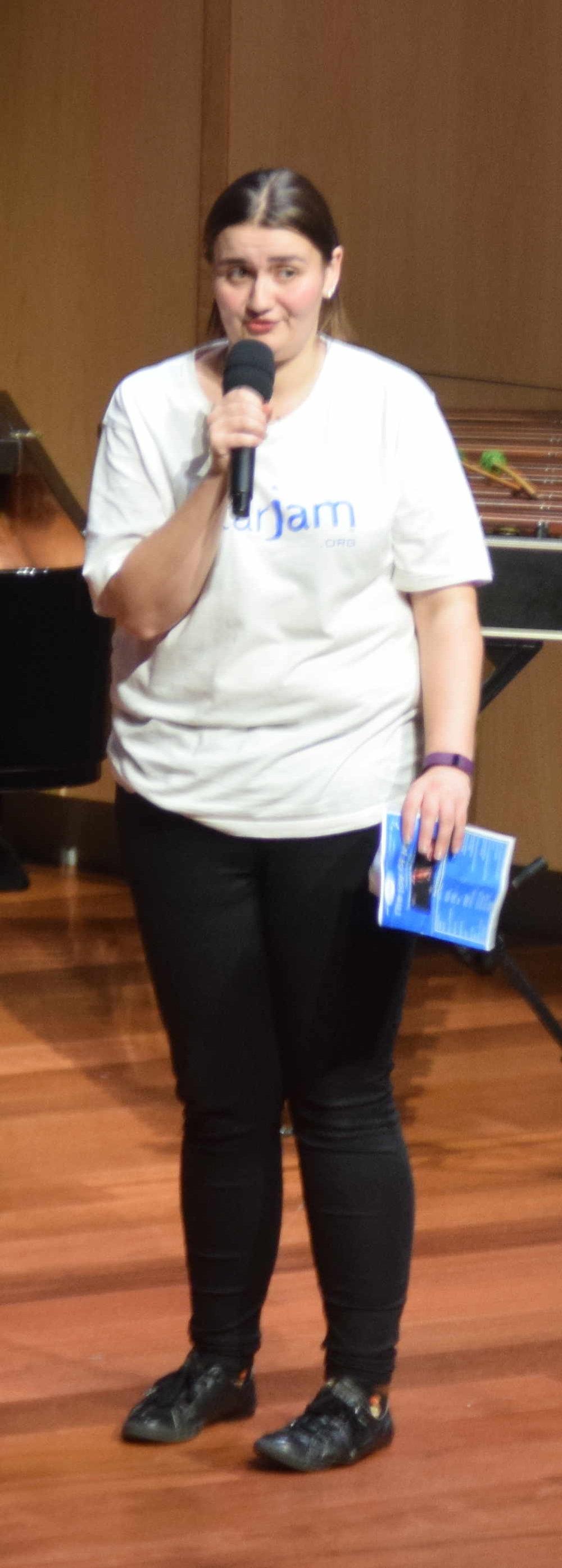 Jo Casey, StarJam Christchurch Regional Programmes Coordinator