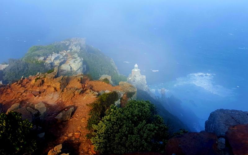 Diaz Point at Cape Point National Park | Wanderlust Movement