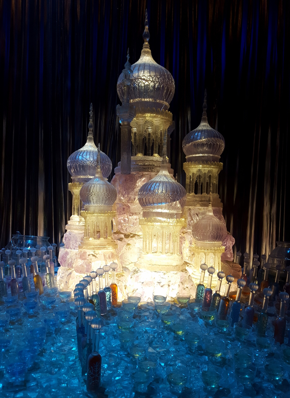 The feast at the Yule Ball