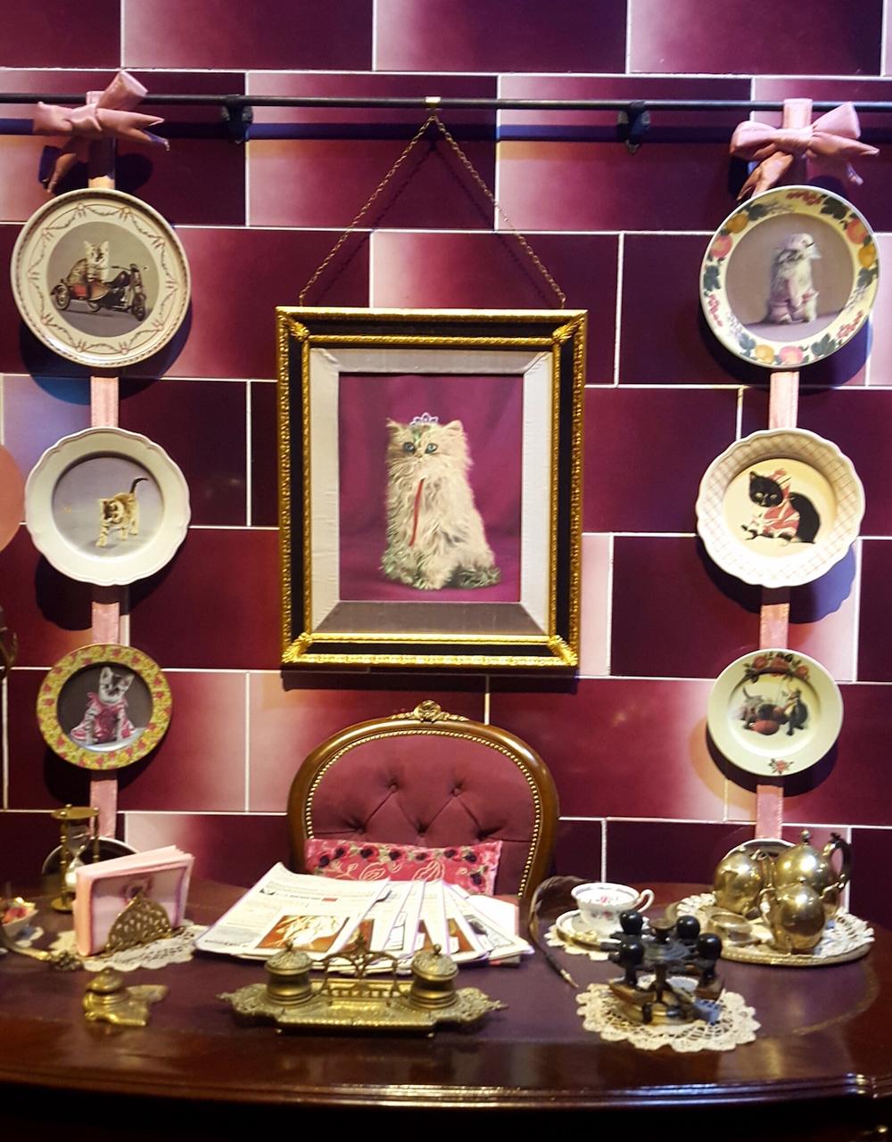 Dolores Umbridge's office