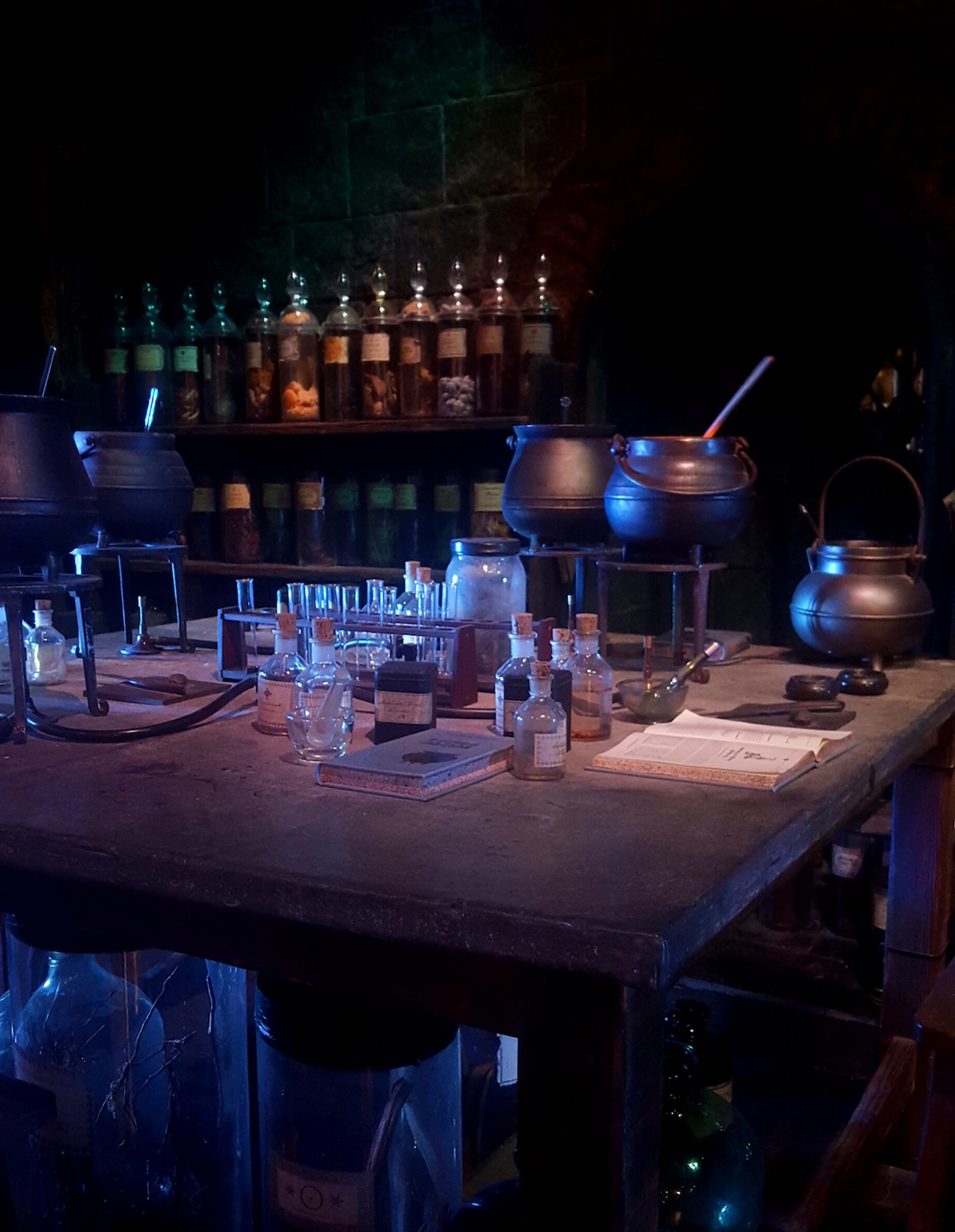 Potions Class!
