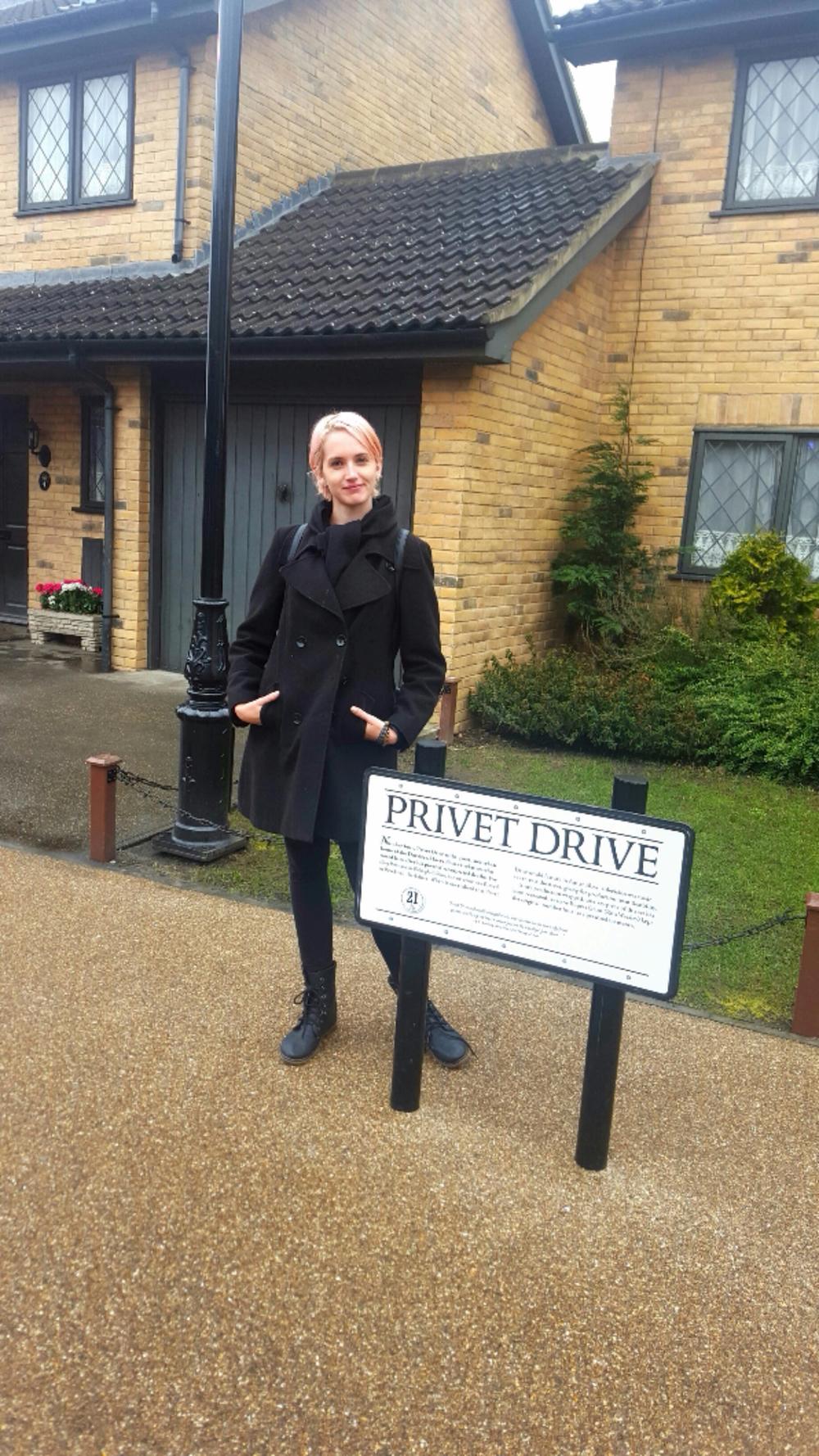 Privet Drive   Wanderlust Movement