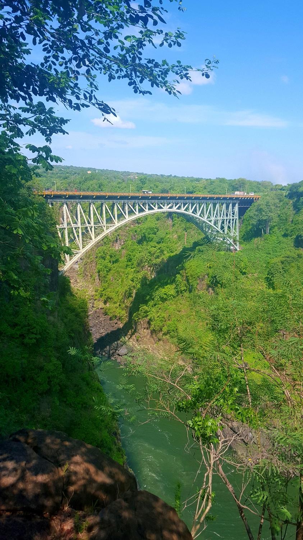Victoria Falls Bridge Zambia | Wanderlust Movement