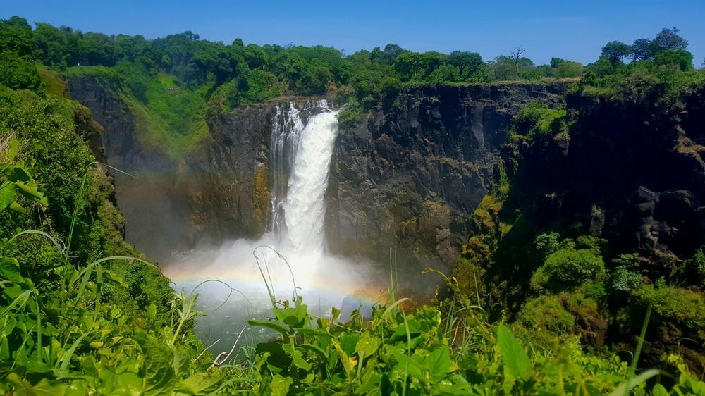 Victoria Falls National Park Zimbabwe | Wanderlust Movement
