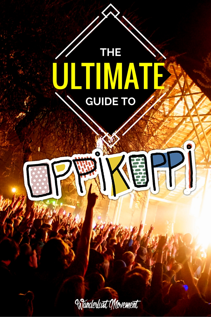 The Ultimate How To Guide For Surviving Oppi Koppi Festival