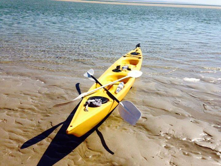 Sea Kayaking in Mozambique | Wanderlust Movement