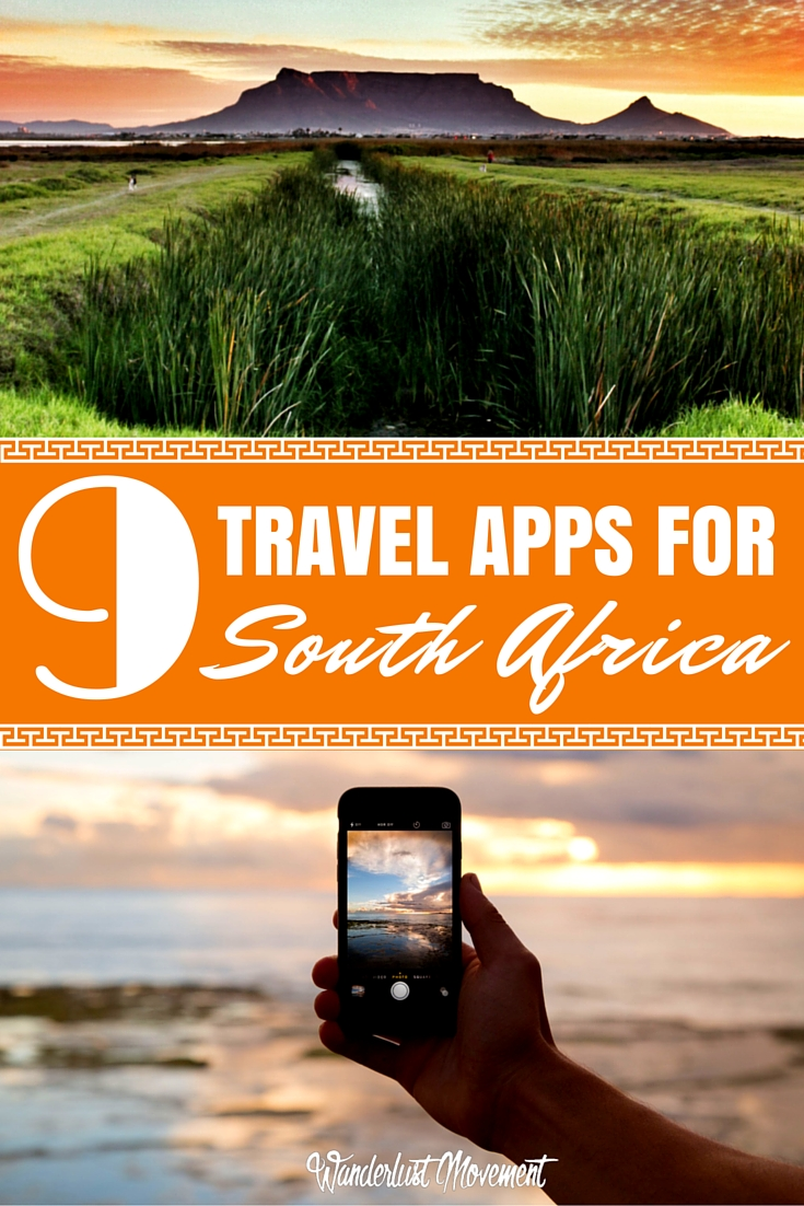 9 of the Best Apps You Need for Travel in South Africa | Wanderlust Movement