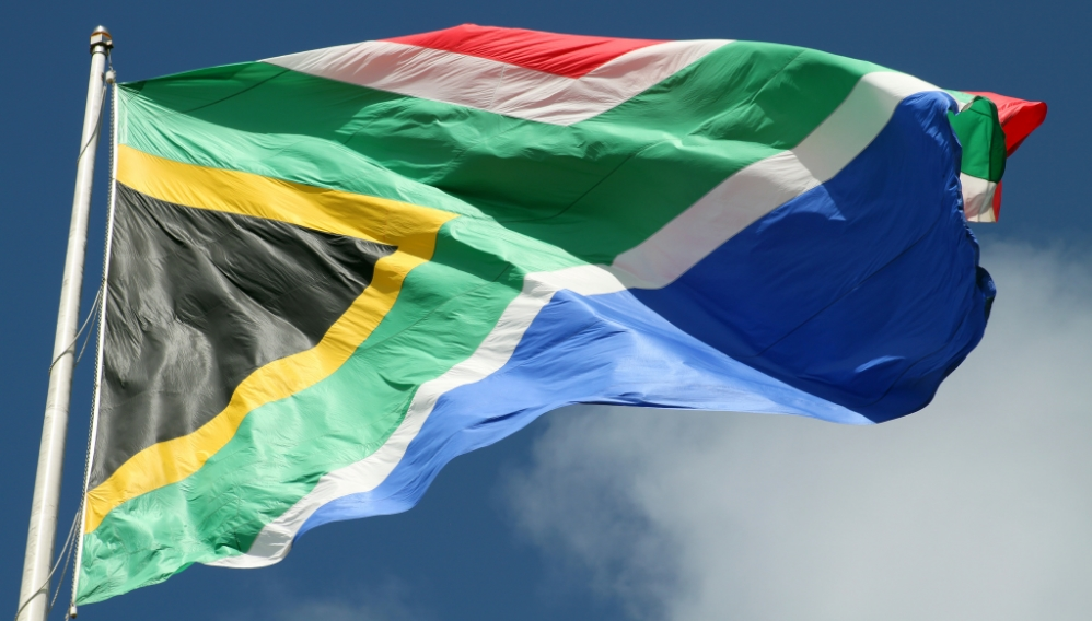 South African flag | Wanderlust Movement