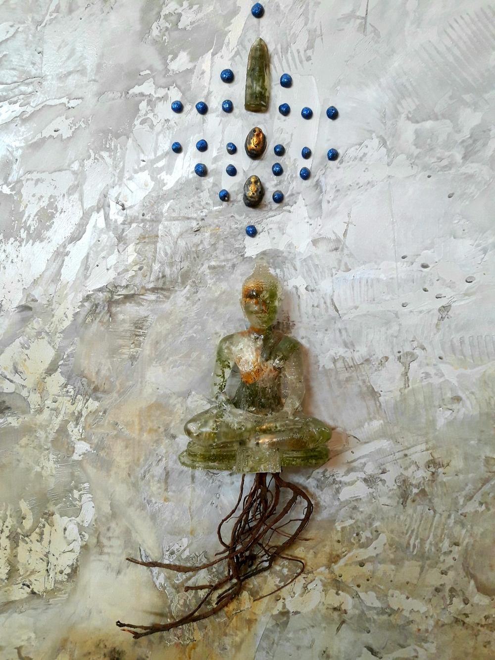 Buddha Art in Bangkok Arts and Culture Center | Wanderlust Movement