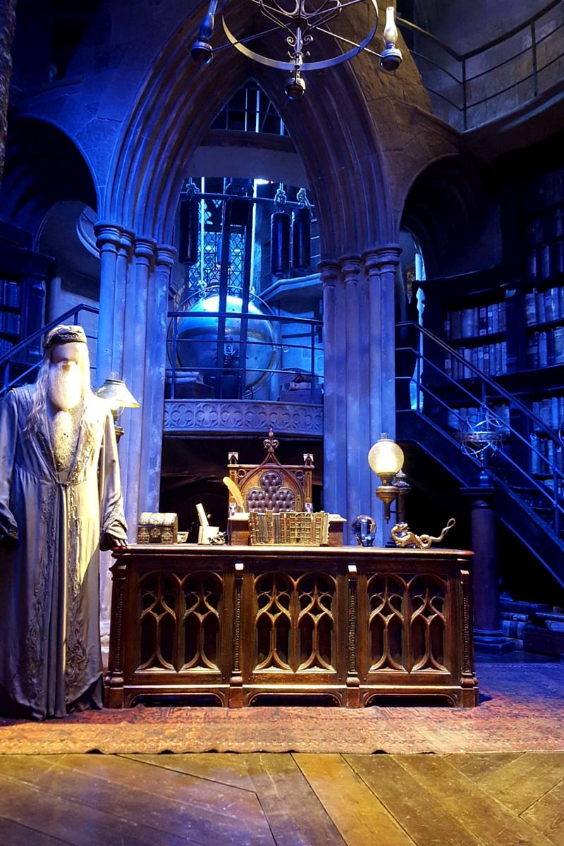 Dumbledore's Office   Wanderlust Movement