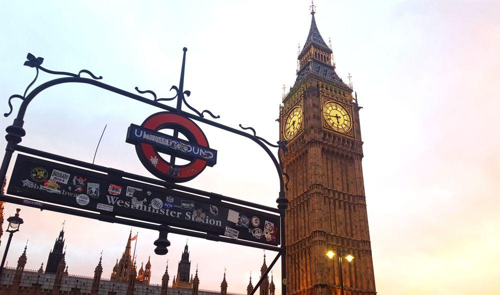 Big Ben in London   Wanderlust Movement