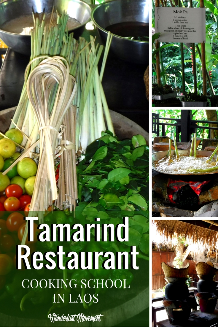 Cooking Up a Storm at Tamarind Restaurant in Laos | Wanderlust Movement