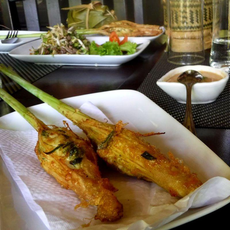 Food at Tamarind Restaurant Cooking School | Wanderlust Movement