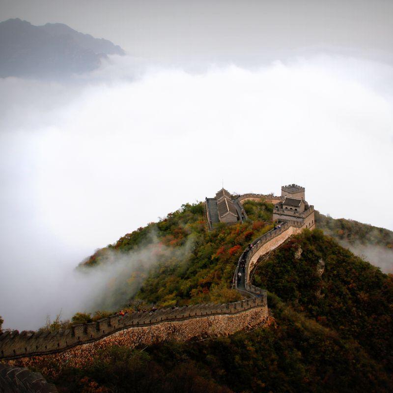 Great Wall of China | Wanderlust Movement