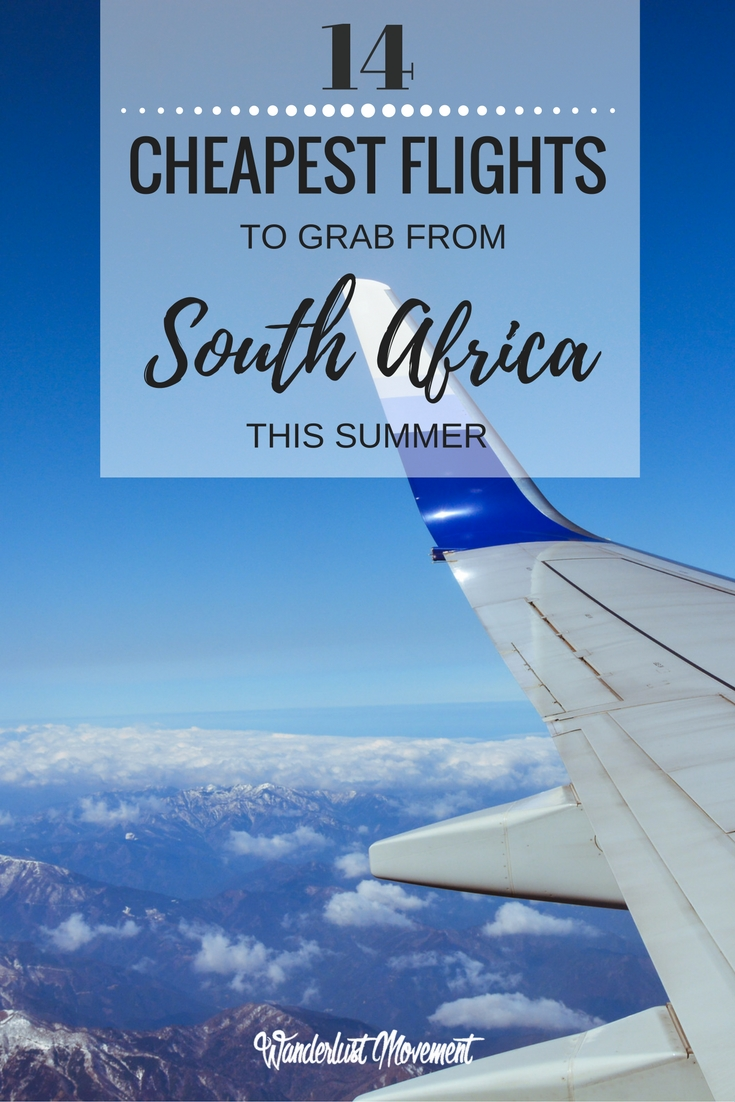 14 of the Best & Insanely Cheap Rand-Friendly Destinations for South Africans This Summer | Wanderlust Movement