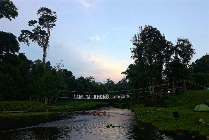 Lam Ta Khong camping grounds in Khao Yai | Wanderlust Movement