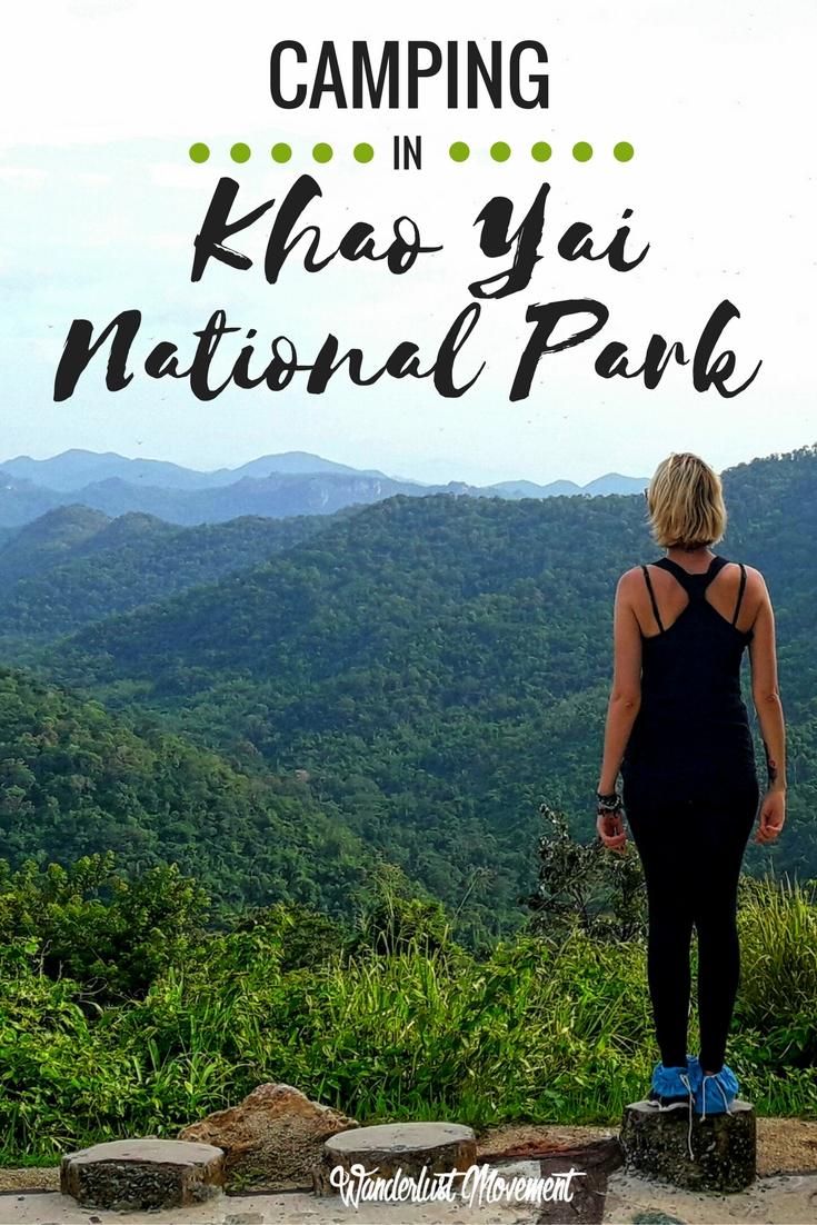 Elephants & Waterfalls: Camping in Khao Yai National Park