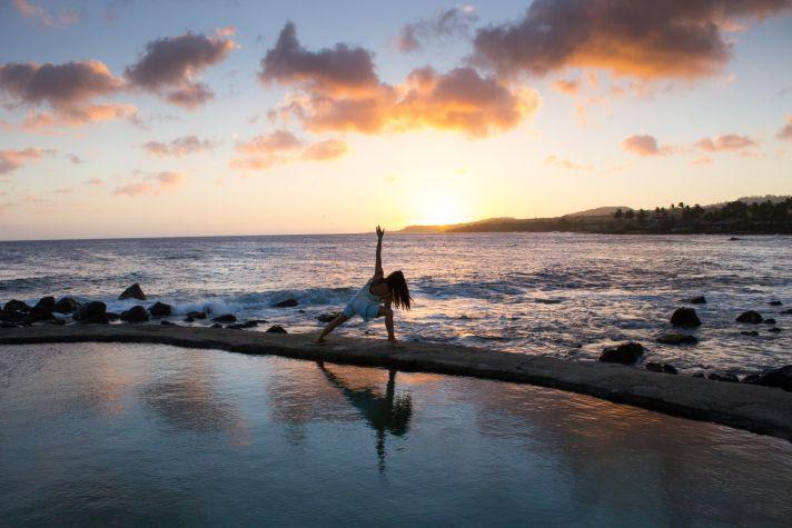 Best Yoga Destinations - Polynesia | Wanderlust Movement