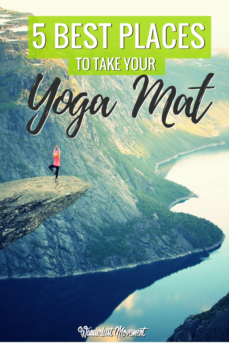 5 Best Yoga Destinations in The World to Get Your Yoga Om | Wanderlust Movement