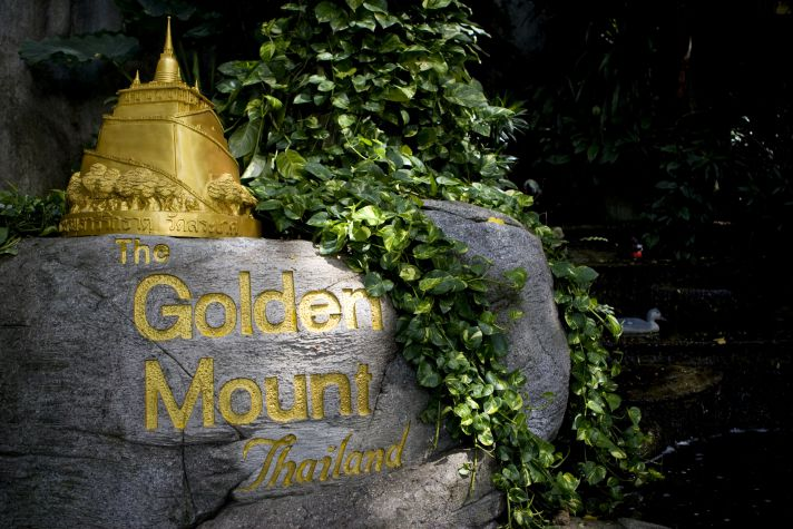 The Golden Mount in Bangkok | Wanderlust Movement