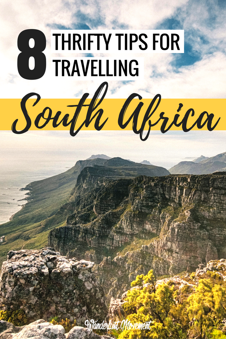 7 of the best insider tips for travelling South Africa on the cheap | Wanderlust Movement