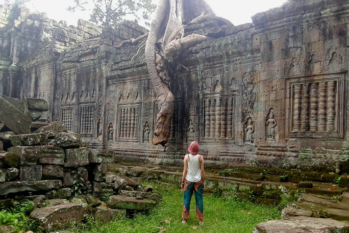 Preah Khan Temple | Wanderlust Movement