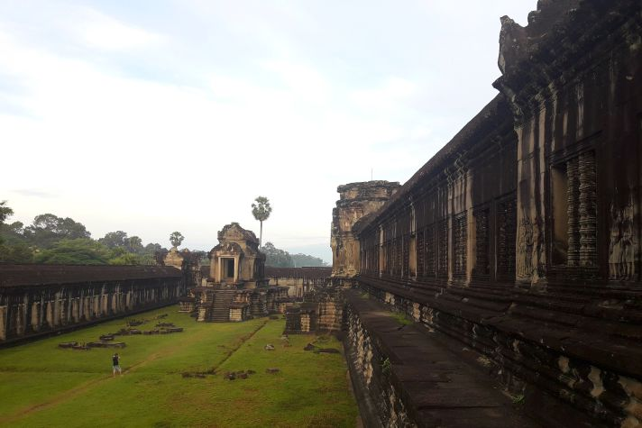 Angkor Wat in the morning | Wanderlust Movement