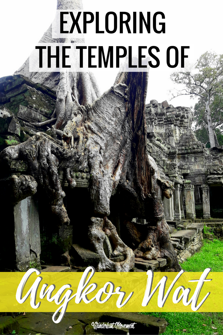 How To Conquer The Temples of Angkor Wat In One Day | Wanderlust Movement