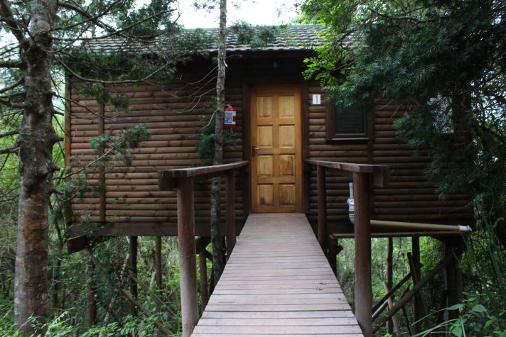 Cabin chalets at Magoebaskloof Adventures | Wanderlust Movement
