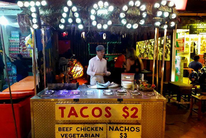 Taco Food Truck Siem Reap | Wanderlust Movement