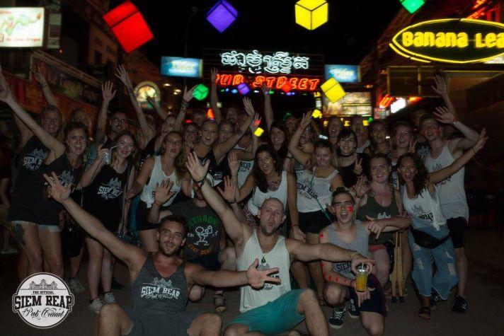 Photo: Siem Reap Pub Crawl