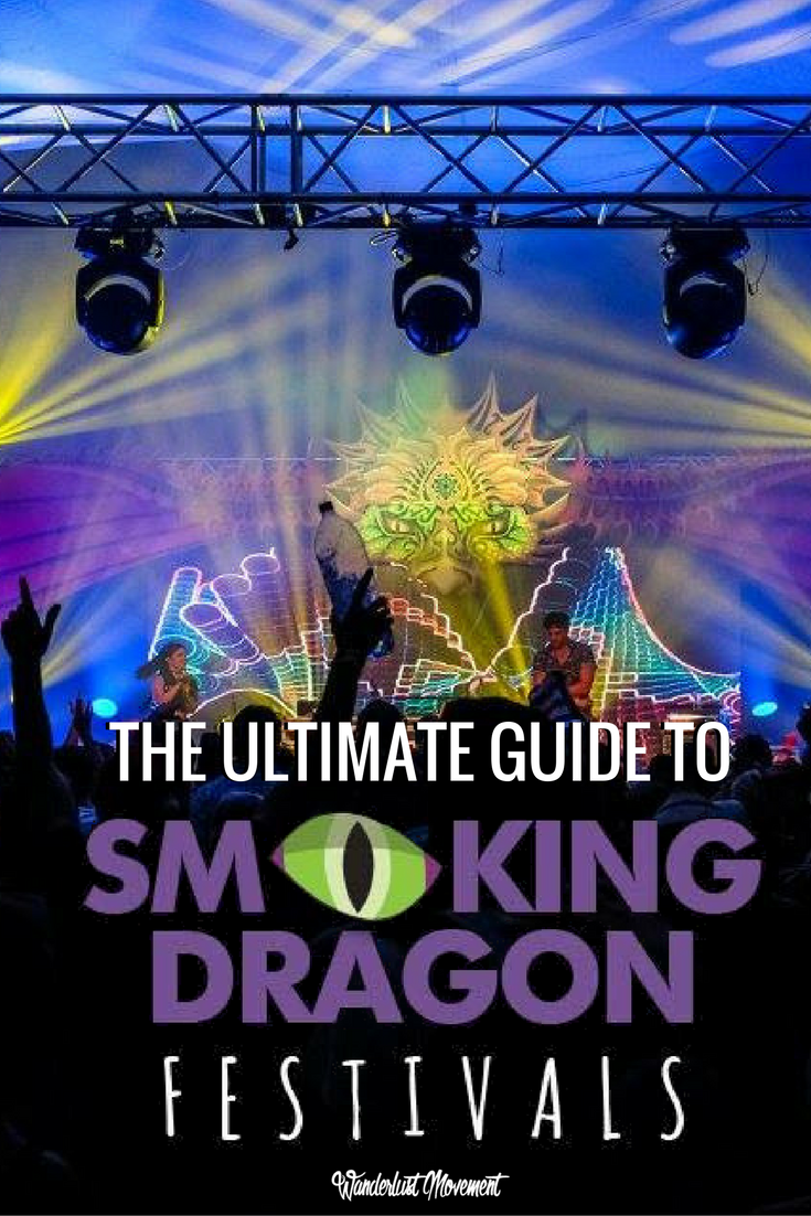 The Ultimate Guide to Smoking Dragon New Years Eve Festival | Wanderlust Movement