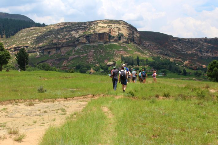 Hiking in Lesotho | Wanderlust Movement