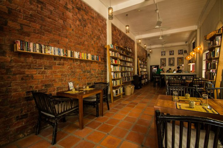 New Leaf Eatery Siem Reap Cambodia | Wanderlust Movement