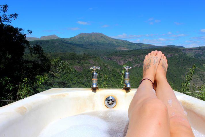 Hogsback Outdoor Bath Tub | Wanderlust Movement