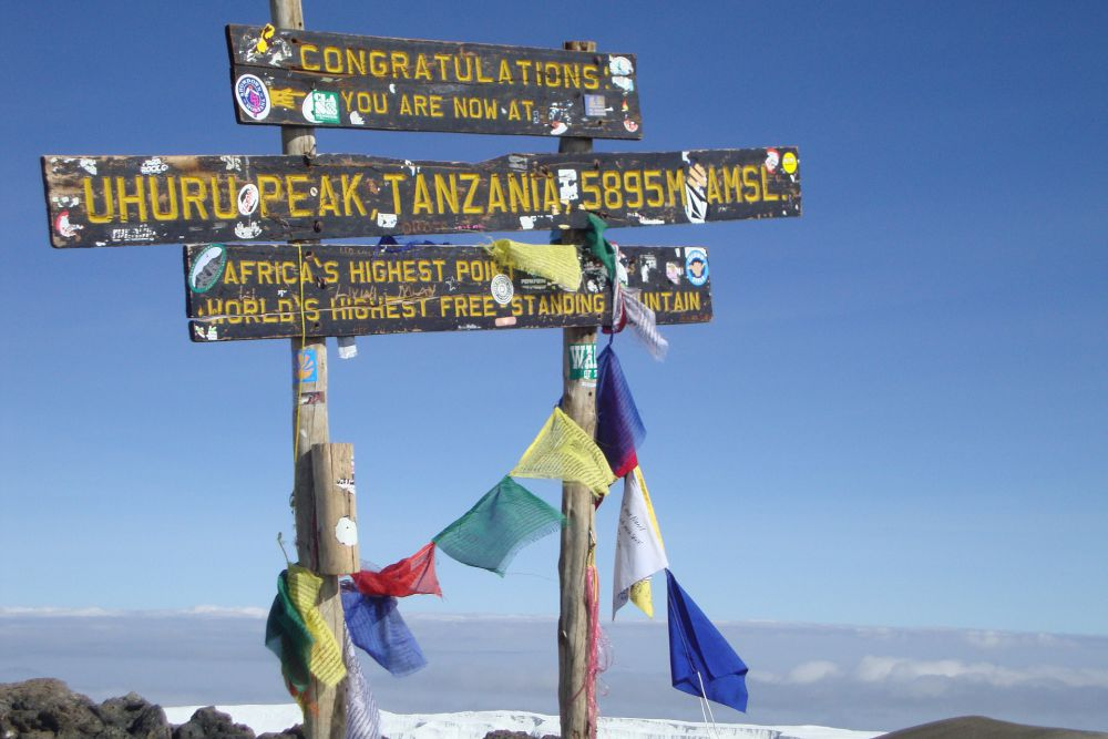 Mount Kilimanjaro | Wanderlust Movement