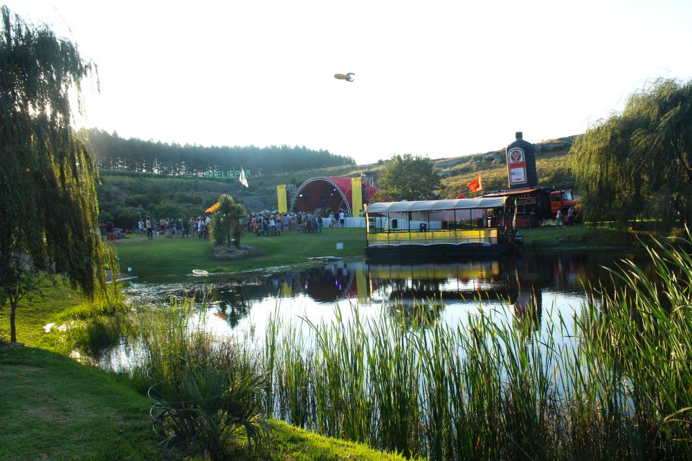 Comedy Boat at Mieliepop Festival | Wanderlust Movement