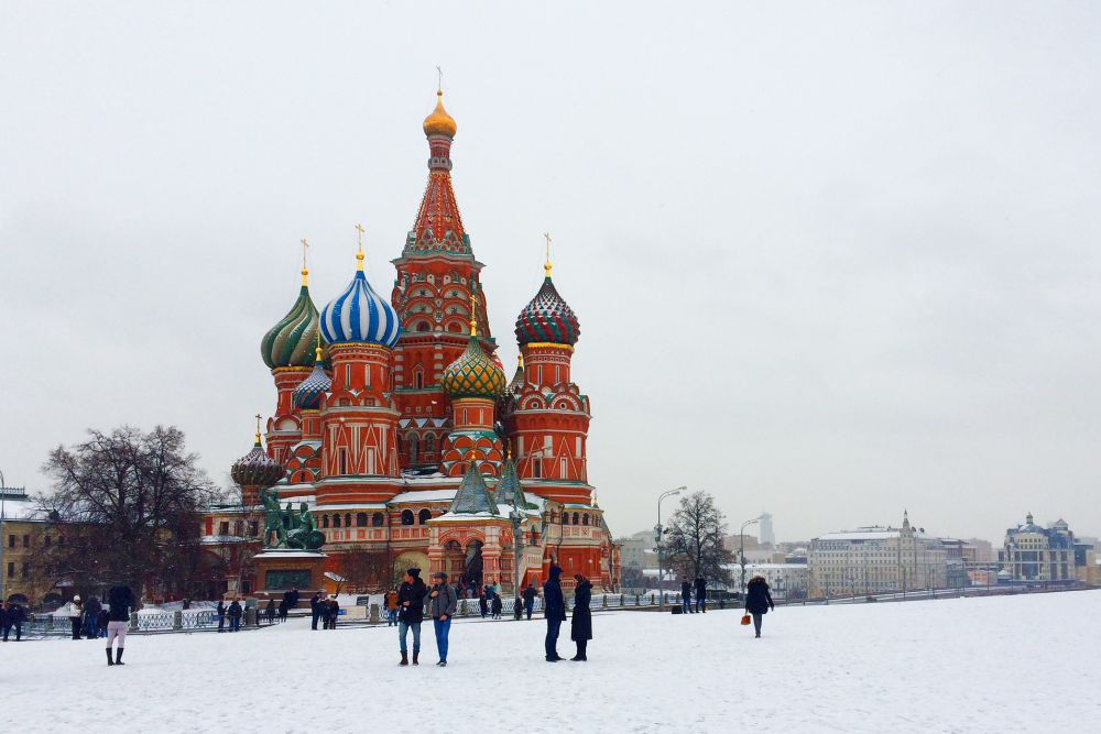 Russia | Wanderlust Movement