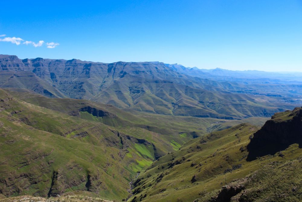 Drakensberg Mountains | Wanderlust Movement