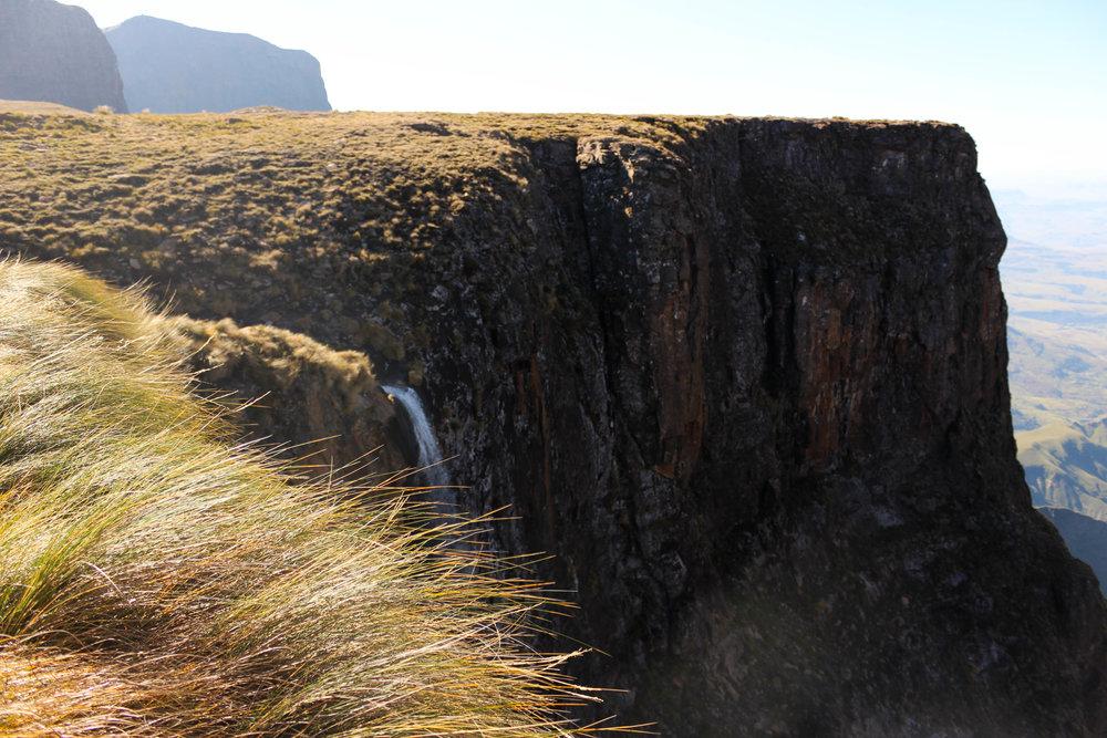 Tugela Falls Drakensberg | Wanderlust Movement