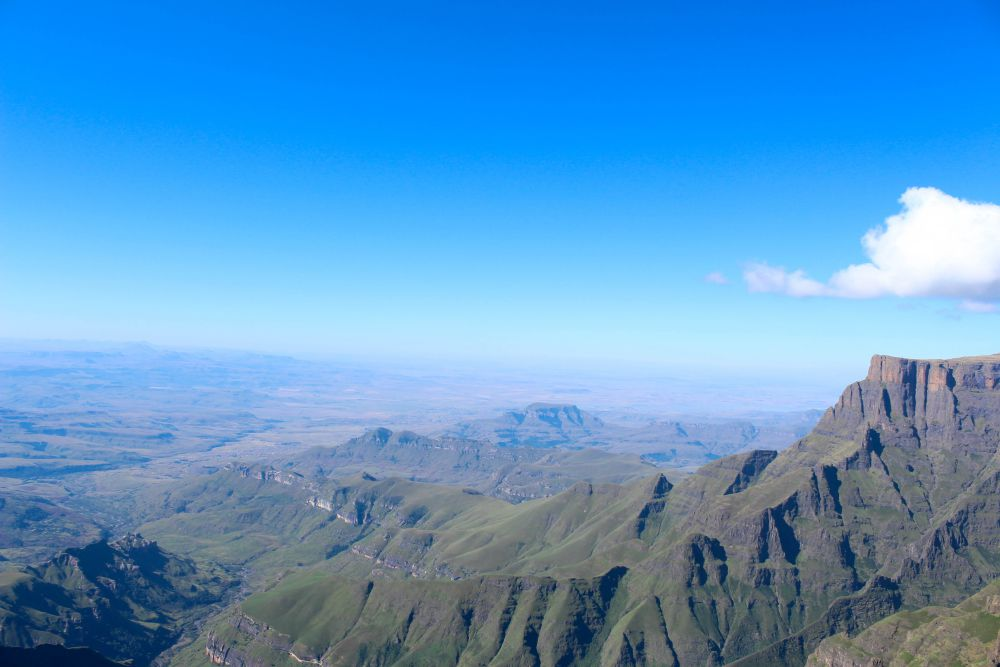 View from Tugela Falls | Wanderlust Movement
