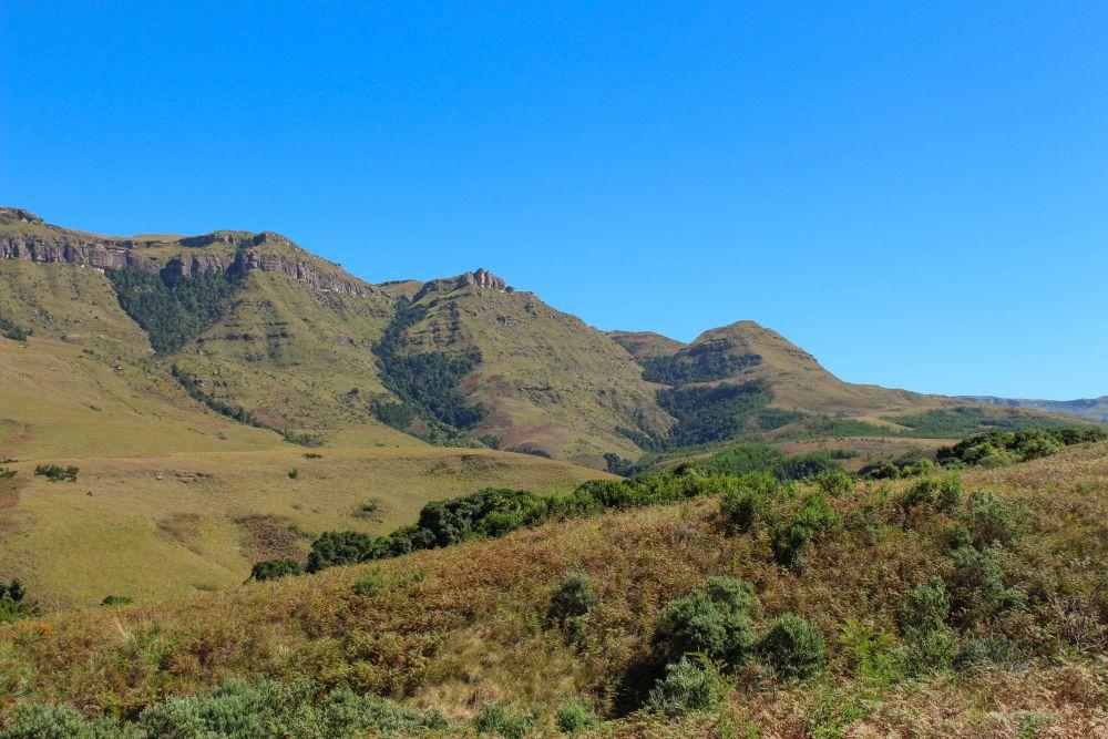 Central Drakensberg Mountains | Wanderlust Movement