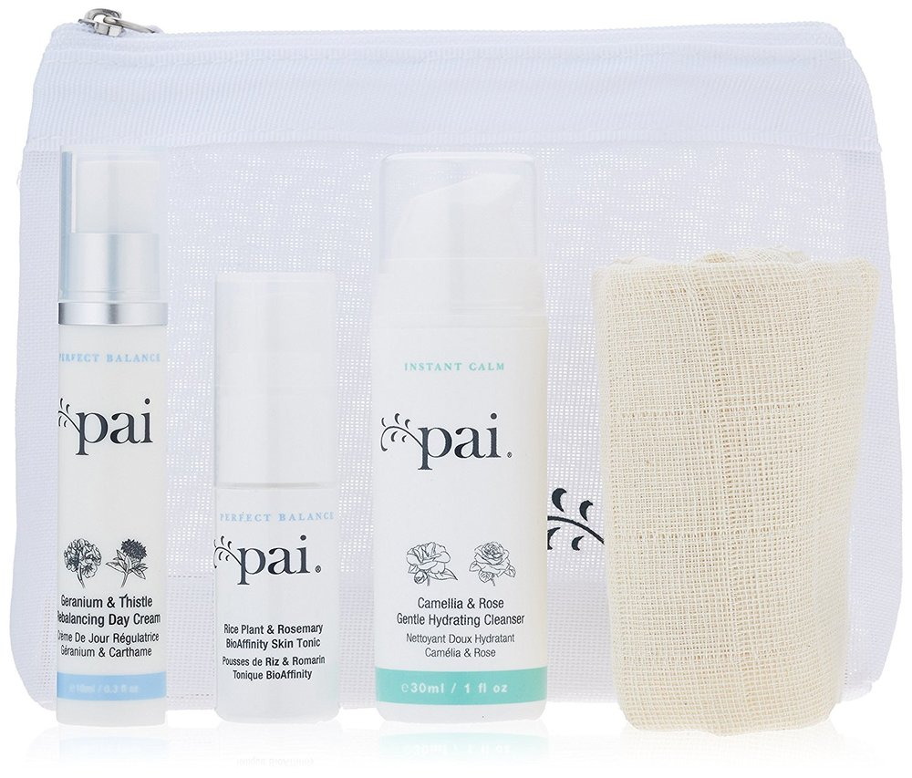 Pai Skincare Organic Perfect Balance Collection Anywhere Essentials Travel Kit