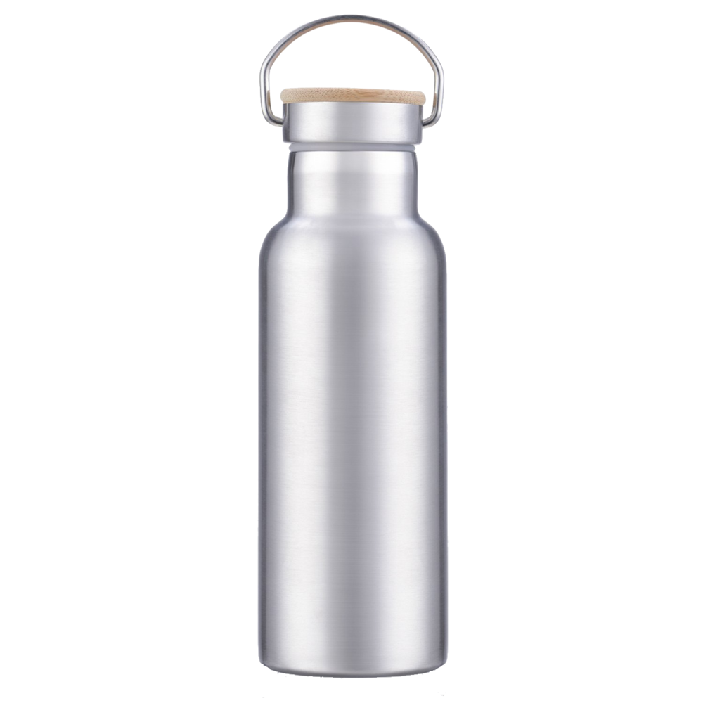 vegan stainless steel travel mug