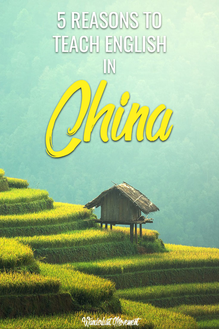South Africans: 5 Reasons You Should Teach English in China | Wanderlust Movement