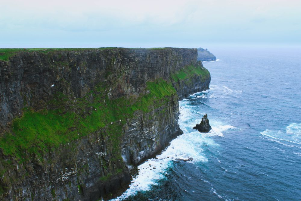 Cliffs of Moher in Ireland | Wanderlust Movement
