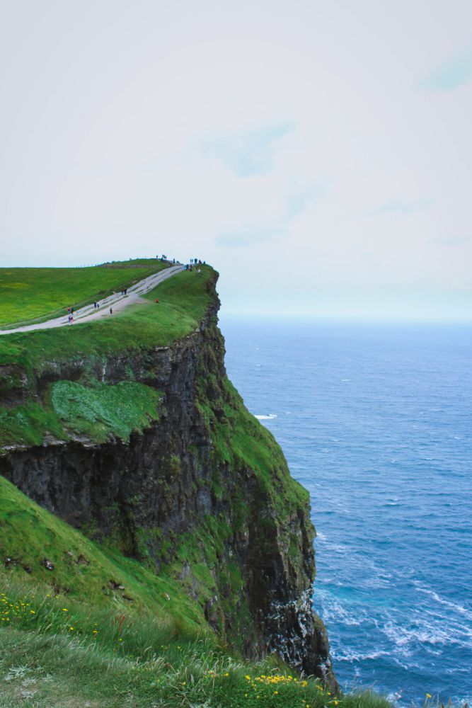 Cliffs of Moher coastal walk | Wanderlust Movement