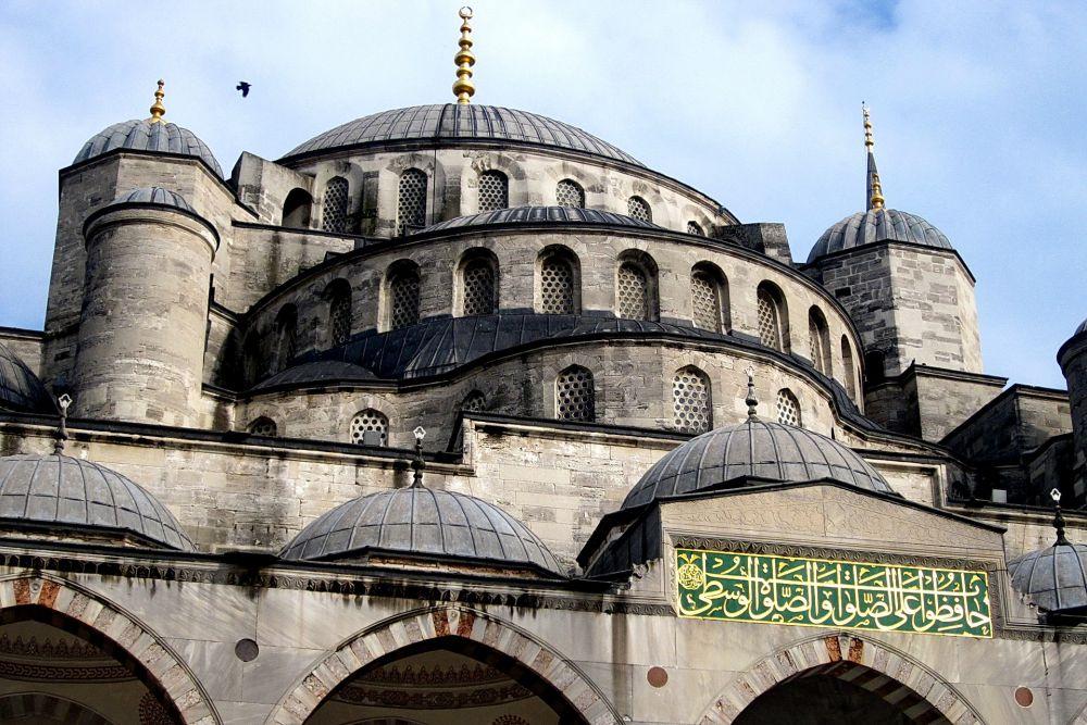 Blue Mosque Istanbul   Wanderlust Movement